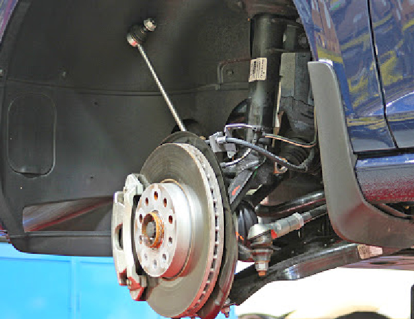 Car Suspension Service & Repair