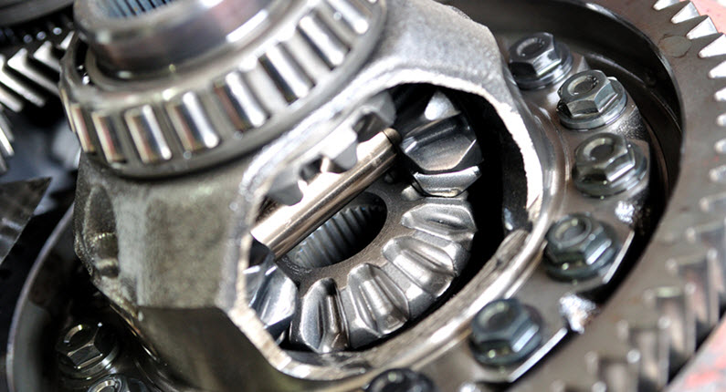 Reasons Behind Jaguar Differential Problems From Certified Mechanics in Powell