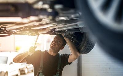 Porsche Driveshaft Support Failure Fix